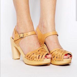 Swedish hasbeen heels